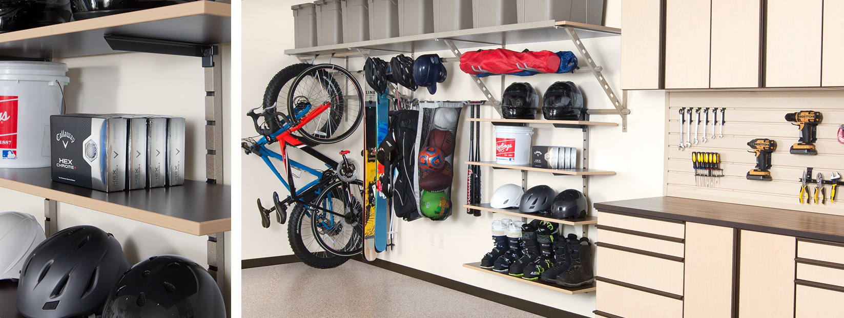 Garage Shelving System Greenville