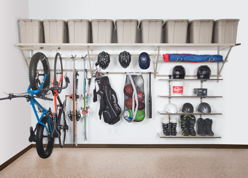 Greenville Garage Shelving