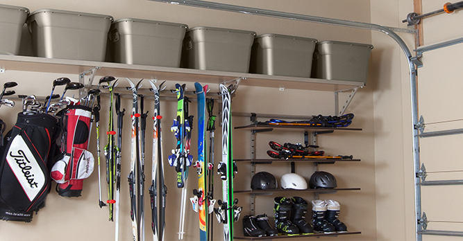 Garage Shelving Greenville